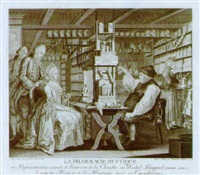 la pharmacie rustique by gottfried locher
