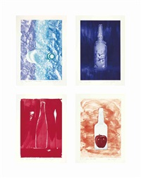 glass wishes (set of 10) by james rosenquist