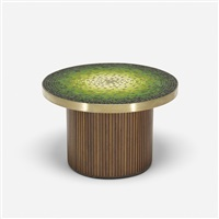 mosaic coffee table by vladimir kagan