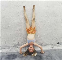 headstand by kristin oppenheim