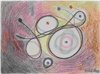 konstruktivistische komposition by lászló moholy-nagy
