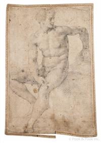 nude by agnolo bronzino