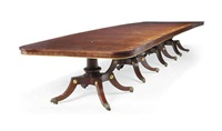 dining table by arthur brett