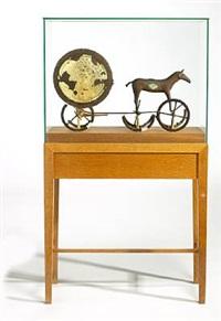 solvognen (sun chariot) (made by engelhard pedersen) by georg jensen (co.)