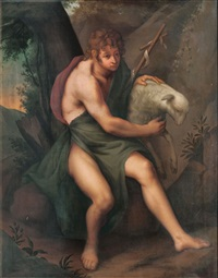 john the baptist by anonymous-italian (17)