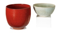 bowls (2) by laura andreson