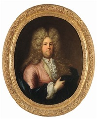 ritratto maschile by hyacinthe rigaud