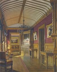 interior by luigi premazzi