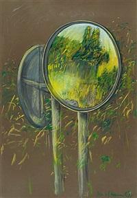 italienische spiegel by max kaminski