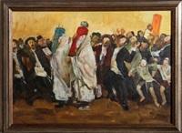 parading the torah by r. adolf adler