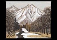 remaining snow by kyujin yamamoto