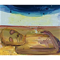 dead guy by dana schutz