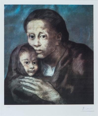 Maternité par Pablo Picasso sur artnet