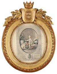kronprins gustaf adolf (1778-1837) by johan fredrik martin