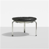 pk 33 stool by poul kjaerholm