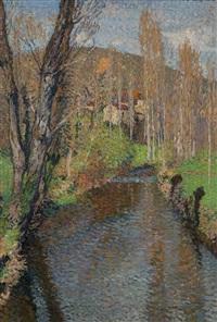 ruisseau by henri etienne-martin