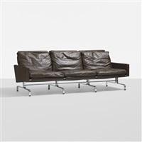 pk 31/3 sofa by poul kjaerholm