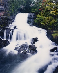 untitled (waterfall) by piotr uklanski