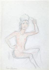 l'adolescent by pierre klossowski