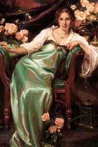 celadon and rose by dan gerhartz