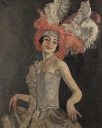 dancer by bart peizel