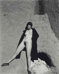 nude, nm (2 works) by edward weston