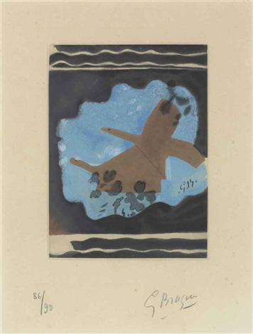migration by georges braque