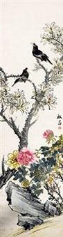 花鸟 by deng tiexian