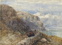 penmaenmawn, wales by david cox the elder