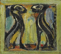 bestiaire by georges rouault