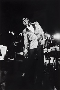 ray charles by roxanne lowit