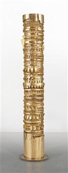 colonna by arnaldo pomodoro