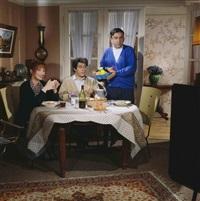 les nuls. la famille gillet. histoire(s) de la télévision. nulle part ailleurs. by roberto battistini