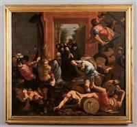 il miracolo di san gualberto by italian school-ferrara (17)