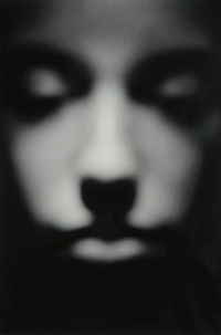 visage absent by philippe pache