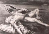 la mort d'icare by soungouroff