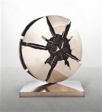 disco solare by arnaldo pomodoro