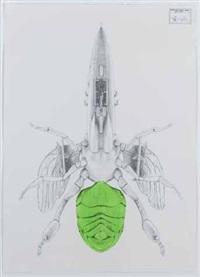 destructions hostis vespa bot, view by ludo