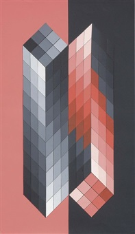 tridim-g by victor vasarely