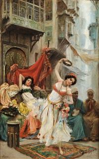 the dancer by fabio fabbi