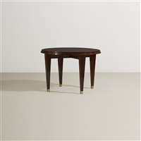 occasional table by jean royère