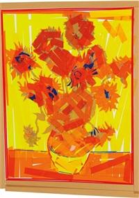 sunflowers (from masterpieces of europe series) by valery koshlyakov