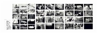 for robert frank (the complete series of 101) by nobuyoshi araki