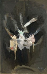 trois anges, ballet d'anges by alfred aberdam