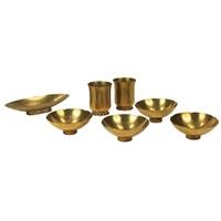 tableware set (7 pieces) by dirk van erp