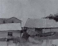 venevajat - båthus by olli joki