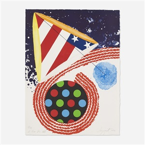 artwork by james rosenquist