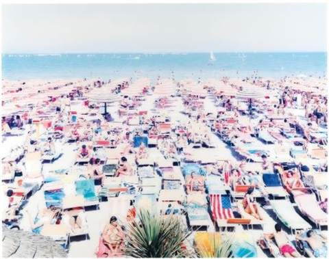 papeete beach regatta by massimo vitali