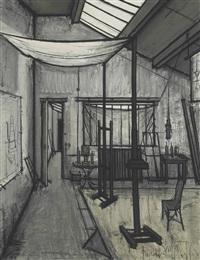 l'atelier à manines by bernard buffet