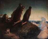 the ultimate sight by odd nerdrum